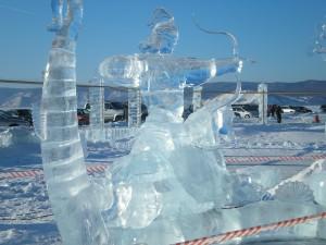 Стрельба из лука-ледяной солдат