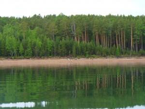 Правый берег Ангары