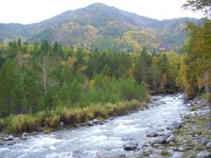 Осенняя Кырганга
