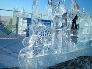 невероятно что делают со льда