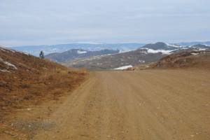 Хадайский перевал на о. Ольхон
