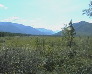 Долина реки Фролиха
