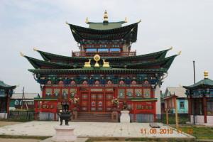 Дворец ламы