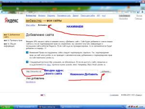 Выбор вебмастер