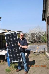 Панель солнечной батареи_1