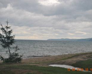 Вид на Малое море, Байкал