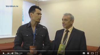 Интервью с Дмитрием Печеркиным на Питеринфобиз 2016