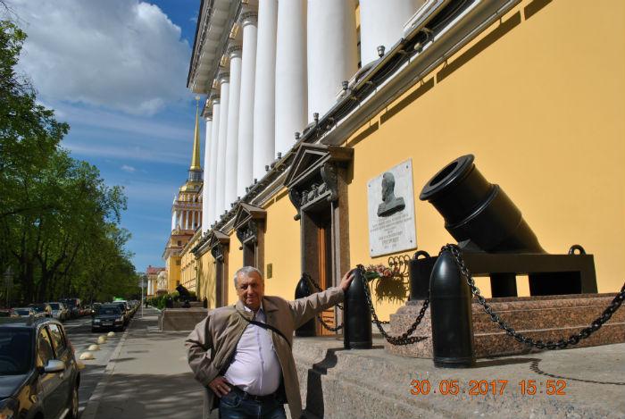адмиралтейство в санкт-петербурге фото