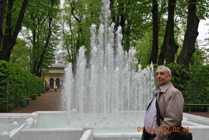 фонтаны летнего сада