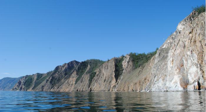 Скалы Большого моря