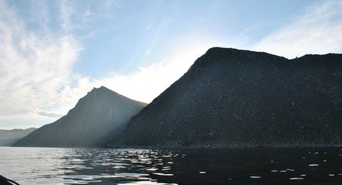 Максимальная глубина Байкала