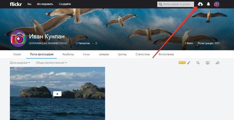 flickr как пользоваться