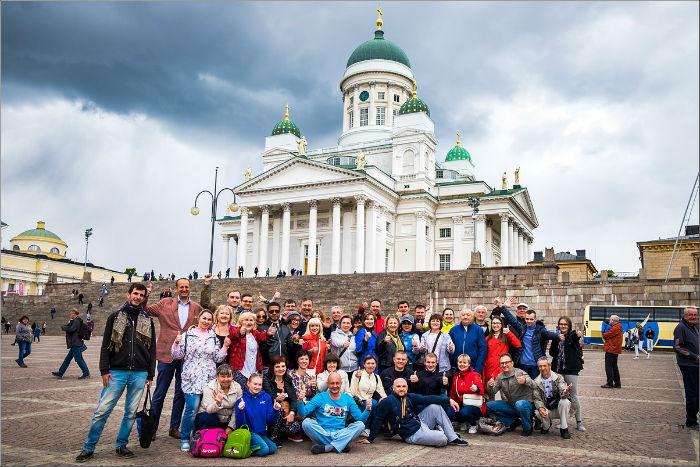Хельсинки, собор
