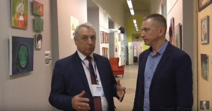 Интервью с Сергеем Панферовым