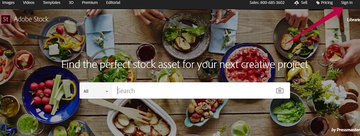 Возможности Adobe Stock