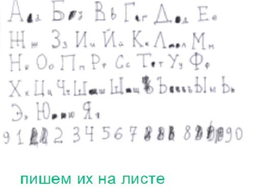 шрифты красивые русские