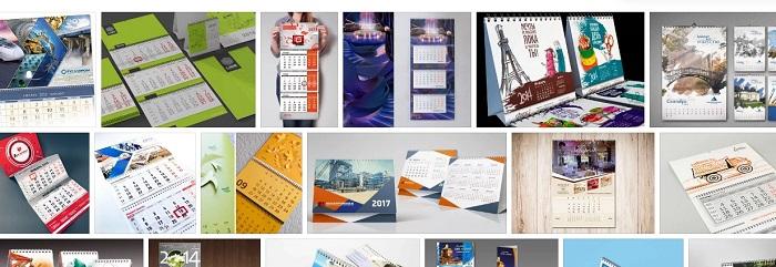 заработок на календарях